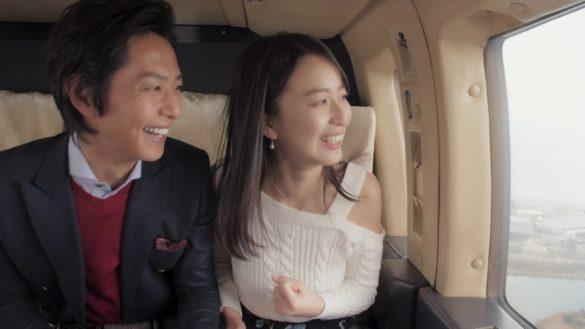 『バチェラー・ジャパン』シーズン3(Amazon プライム・ビデオで配信)のバチェラー・友永真也氏と岩間恵さん