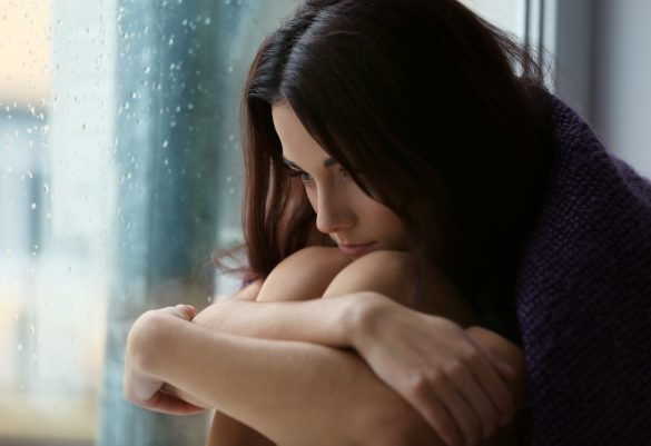 セックスが下手な彼氏との関係に悩む女性