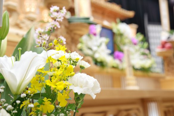 父親が急逝。お葬式の準備で悲しむ暇もなく…