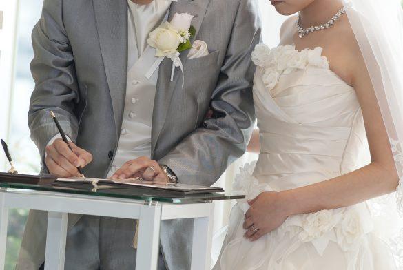 ブライダル 結婚式 新郎新婦