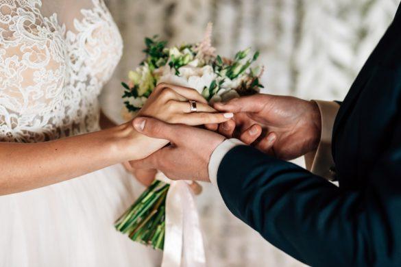 結婚式 カップル 新郎新婦