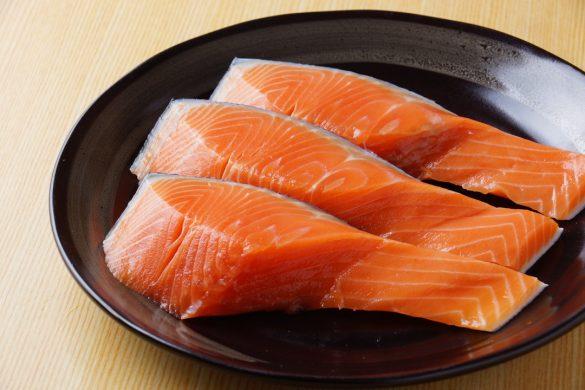 鮭は美容にオススメな成分がたっぷり