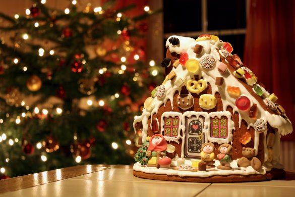 お菓子の家 ヘキセンハウス
