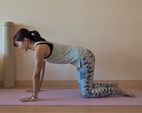 胸周りの筋肉をしっかり動かす1