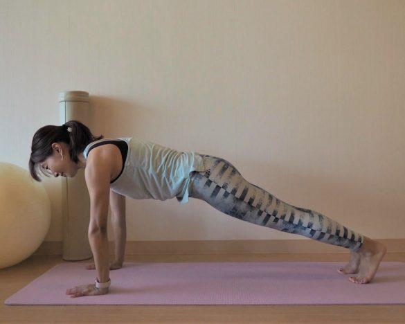 胸周りの筋肉をしっかり動かす3