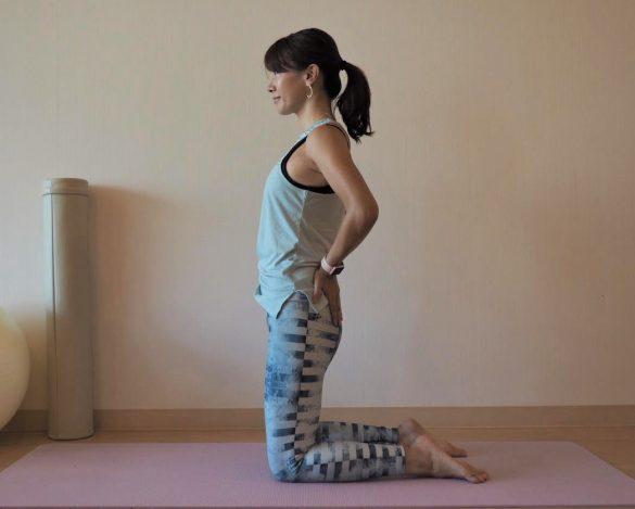 胸周りの筋肉をリラックス1