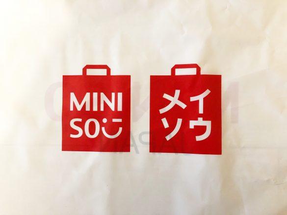 メイソウ【MINISO名創優品】