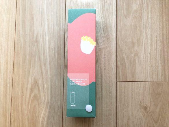メイソウ【MINISO名創優品】 現代シリーズアロマ(赤緑) 700円