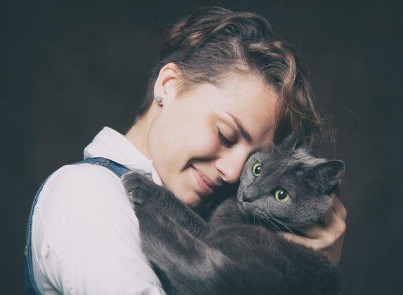 失恋を癒やしてくれた愛猫