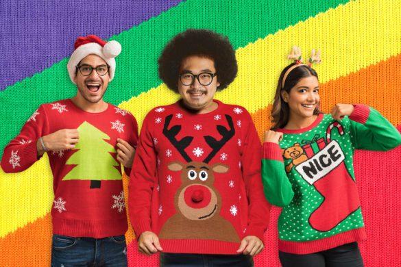 「ダサセーターパーティー -Ugly Sweater Party Tokyo-」
