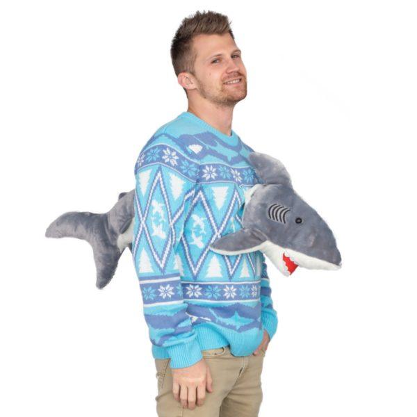 サメ(写真は Ugly Christmas Sweaters公式サイトより)