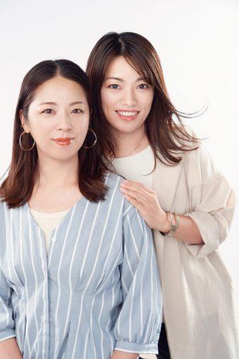山口直美さん(左)とeriさん(©:深谷義宣/auraY2)