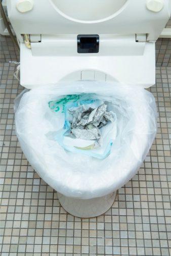 防災トイレ4