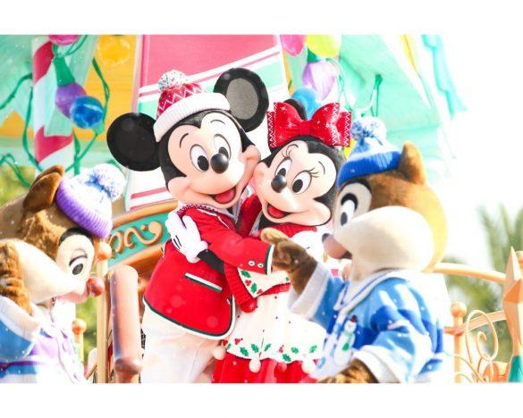 東京ディズニーランド「ディズニー・クリスマス・ストーリーズ」