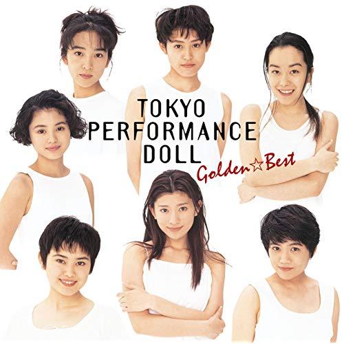 「GOLDEN☆BEST 東京パフォーマンスドール」Sony Music Direct(Japan)Inc.