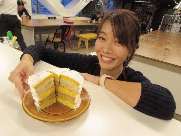パンケーキとライターの高木さん