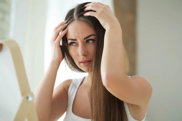 髪 ペタンコ ボリュームダウン 髪が減った 抜け毛 細毛 女性