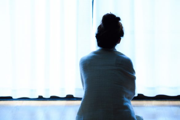 寂しい 女性
