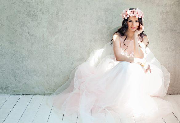 結婚式 新婦 ウェディングドレス