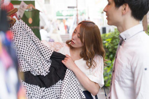 質問12「夫と自分の服の好みが違う」