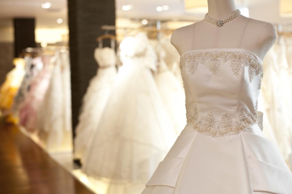 ウェディングドレス 結婚式 新婦