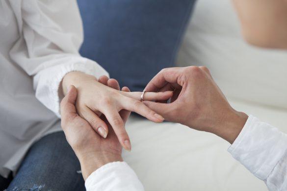 付き合いたい女性と、結婚した女性は違う