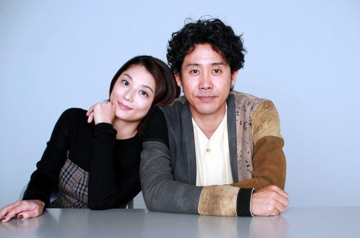 左・小池栄子さん 右・大泉洋さん