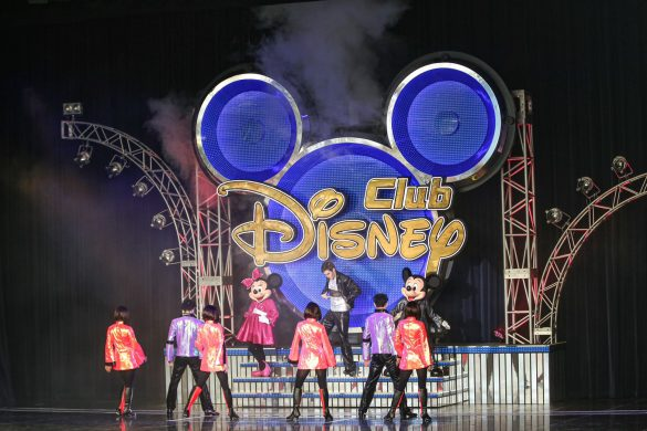 東京ディズニーランドで実施中のミニーマウスが主役の特別プログラム「ベリー・ベリー・ミニー!」