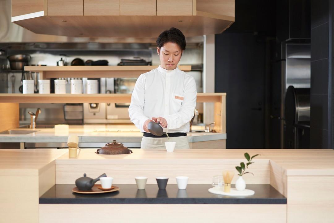 日本茶インストラクターの坂上さん