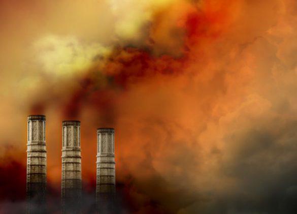 環境破壊、石油会社