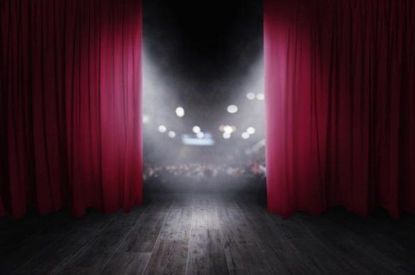 舞台、劇場、シアター、公演