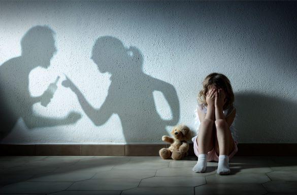 夫婦喧嘩と子供
