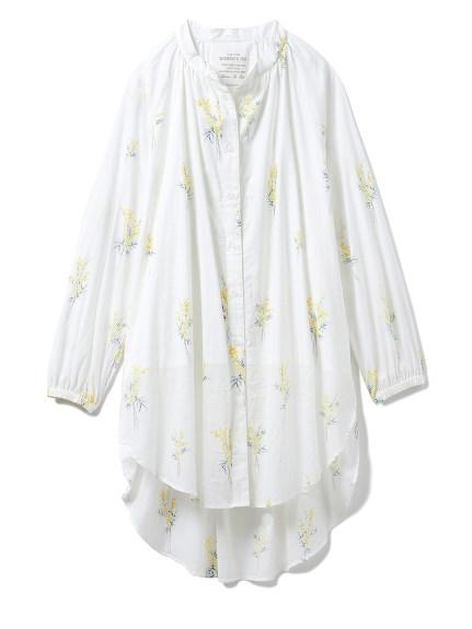 ジェラート ピケ「ミモザシャツ」¥6,800