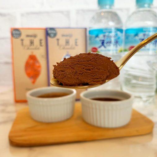 材料は、チョコと水だけ。超簡単「至高のチョコアイス」がスゴイ