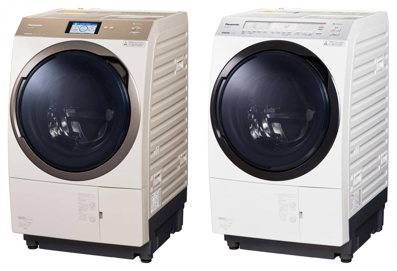 パナソニック「ななめドラム洗濯乾燥機」