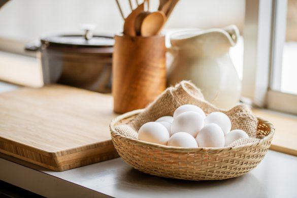 『たまごかけご飯だって、立派な自炊です。』には簡単卵レシピがたくさん!