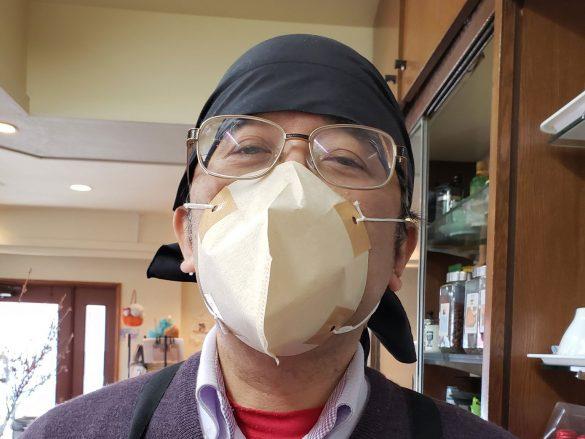 あなたのマスク見せてください!