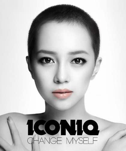 (画像:ICONIQ 「CHANGE MYSELF(DVD付) CD+DVD」より)