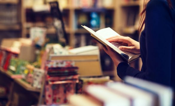 書店、本屋、読書