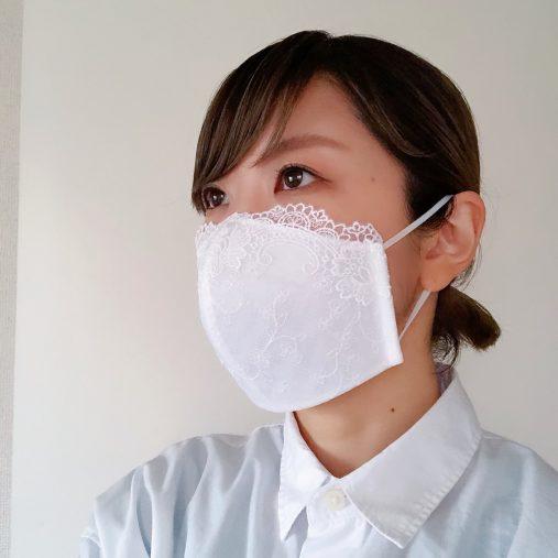手作り マスク ブラジャー