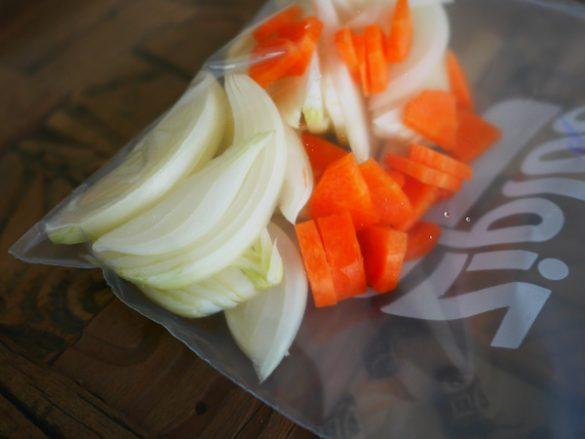自宅で冷凍野菜 アタリハズレの見分け方