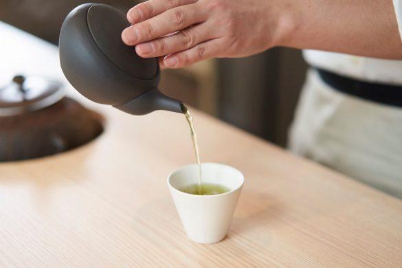 日本茶の飲み方