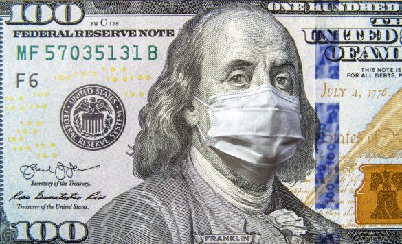 コロナ、給付金、米ドル