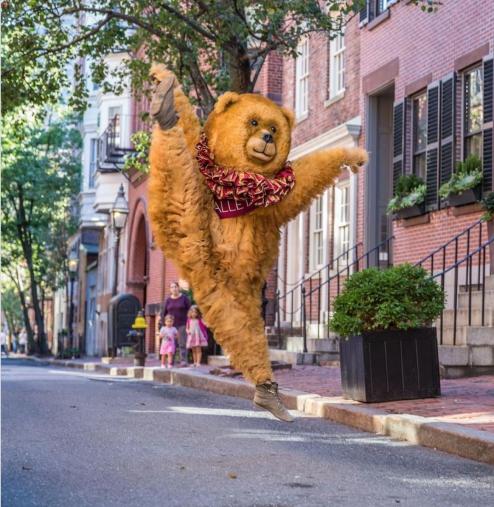 ボストン・バレエ団のナットクラッカー・ベア