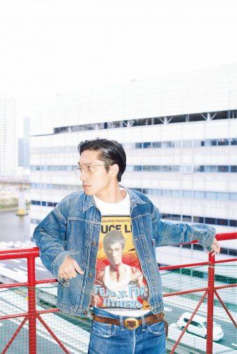 錦戸亮 ヌメロp121