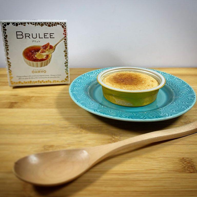 「BRULEE ブリュレ」(オハヨー乳業)