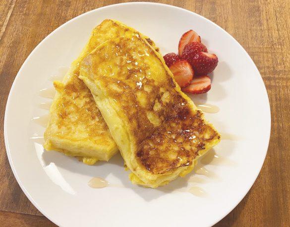 ホテルオークラ流「フレンチトースト」作ってみて、信じられない美味しさ