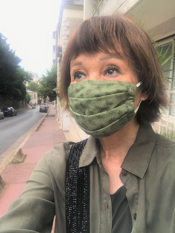 弓さんマスク