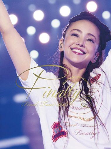 『namie amuro Final Tour 2018 ~Finally~』(エイベックスエンタテインメント)