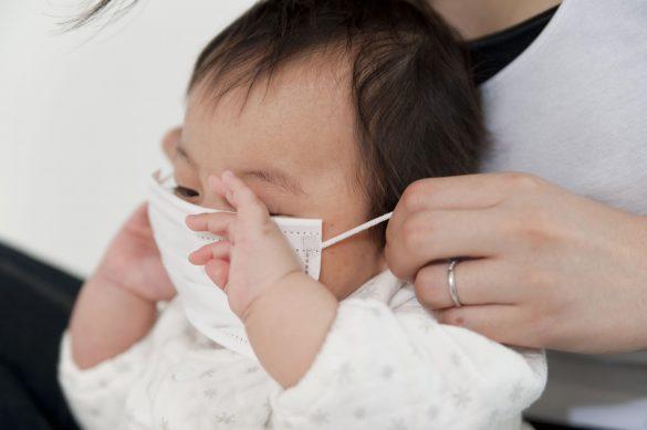 マスク 赤ちゃん